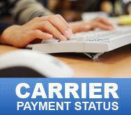 Carrier Payment Status