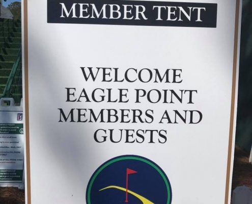 Welcome Eagle Point Members and Guests