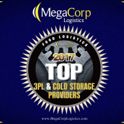 MegaCorp Logistics - Food Logistics Top 3PL & Cold Storage Providers 2017