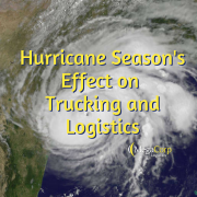 hurricane effect on trucking logistics