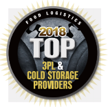 2018 Top 3PL & Cold Storage Providers