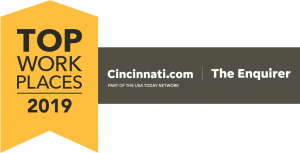 Top Places to Work 2019, from the Cincinnati Enquirer
