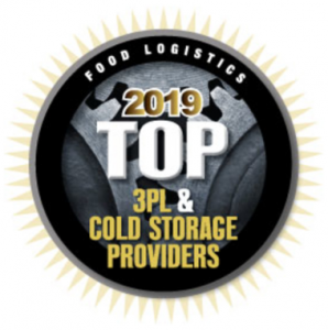 Food Logistics 2019 Top 3PL & Cold Storage Providers