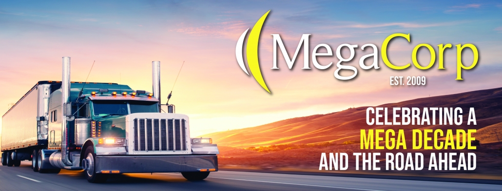 MegaCopr est. 2009. Celebrating a mega decade and the road ahead