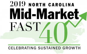 2019 North Carolina Mid-Market Fast 40. Celebrating Sustained Growth