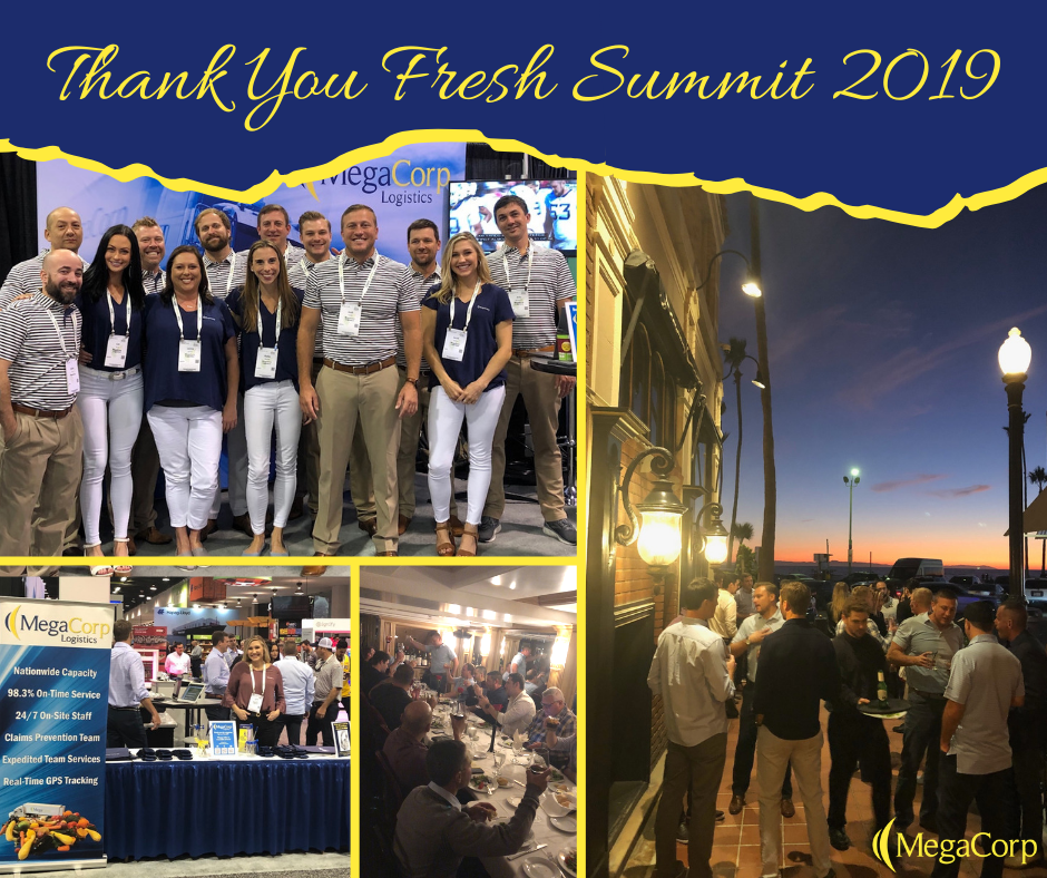 thank you Fresh Summit
